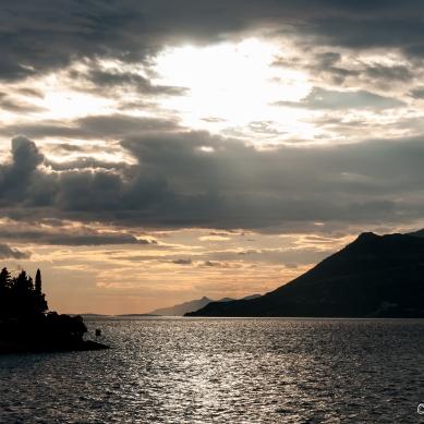Sunset Croatia