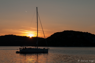 another Sunset; Sailing