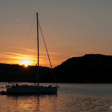 another Sunset; Sailing