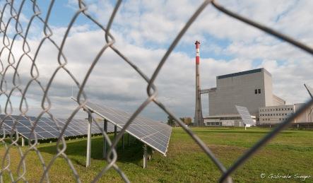 Das sicherste Atomkraftwerk der Welt - Umstieg auf Sonnenenergie